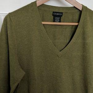 🥑 Pullover V-neck